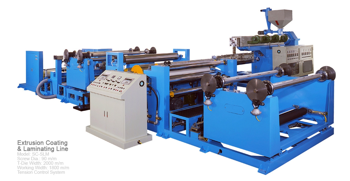 Extrusion Coating and Laminating Lines(SC-SLM90)